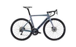 Bici Corsa Bianchi Aria Disc Ultegra DI2 11V Compact Sumertime