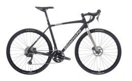 Bici Corsa Bianchi Impulso AllRoad GRX 810 11V Nero Titanio