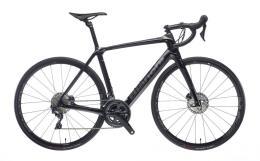 Bici Corsa Bianchi Infinito Cv Disc Ultegra 11V Nero Graffite