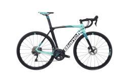 Bici Corsa Bianchi Oltre XR3 Disc Ultegra DI2 11v Grafite CK16