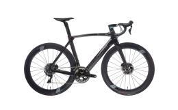 Bici Corsa Bianchi Oltre XR4 Disc Dura Ace 11V Nero