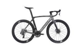 Bici Corsa Bianchi Oltre XR4 Disc Dura Ace DI2 11V Grafite