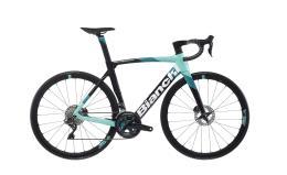 Bici Corsa Bianchi Oltre XR4 Disc Ultegra DI2 11v Grafite CK16