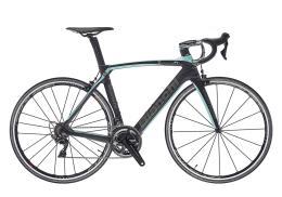 Bici Corsa Bianchi Oltre XR4 Full  Dura Ace 11V Nero CK16