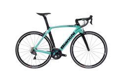 Bici Corsa Bianchi Oltre XR4 Ultegra 11V Celeste