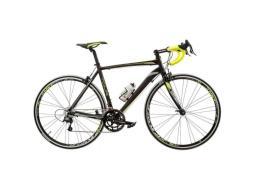 Bici Corsa Cicli Casadei 28 Xenon 20V  Nero Giallo Fluo Opaco