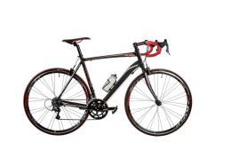 Bici Corsa Cicli Casadei 28 Xenon 20V Nero Rosso Opaco