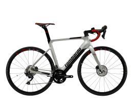 Bici Corsa Elettrica Lombardo Mugello R52 28 22V Cromo