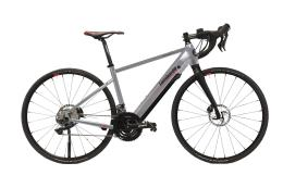 Bici Corsa Elettrica Lombardo Pergusa XR 28 22V Silver