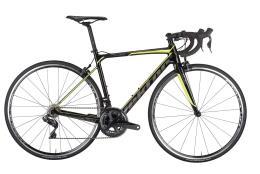 Bici Corsa Vektor Athom Ultegra 22V Grigio Giallo