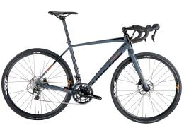 Bici Corsa Vektor Gravel Tiagra 20V Disc Idraulico Grigio