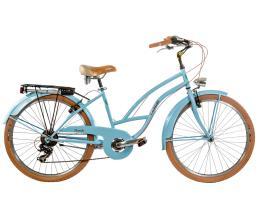 Bici Cruiser Cicli Casadei 26 Donna 7V