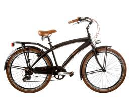 Bici Cruiser Cicli Casadei Beach 26 Uomo 7V Alluminio