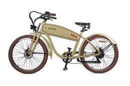 Bici Elettrica Electri Cruiser Bold 26 7V Brushless Beige