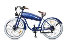 Bici Elettrica Electri Cruiser Bold 26 Brushless Blu