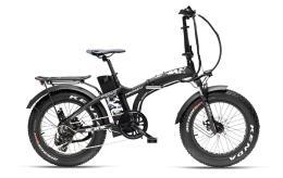 Bici Elettrica Pieghevole Armony Asso 20 250W Nero Militare