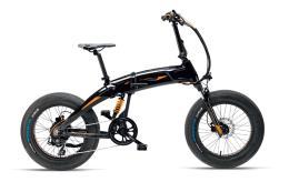 Bici Elettrica Pieghevole Armony Potenza Must 20 6V Nero Grigio