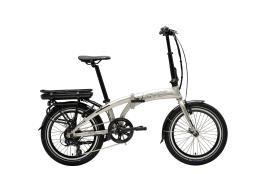 Bici Elettrica Pieghevole Cicli Adriatica E-Smile Plus 20 7V Champagne
