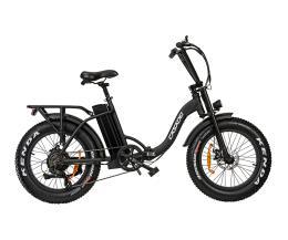 Bici Elettrica Pieghevole Cicli Casadei Fat 20 7V Bafang