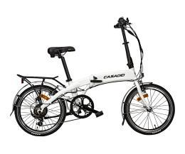 Bici Elettrica Pieghevole Cicli Casadei Folding 20 6V Bafang