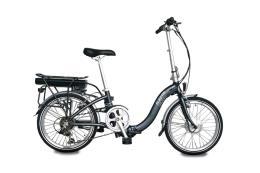 Bici Elettrica Pieghevole Electri Class 20 7V Brushless Antracite