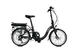 Bici Elettrica Pieghevole Electri Class 20 7V Brushless Nero
