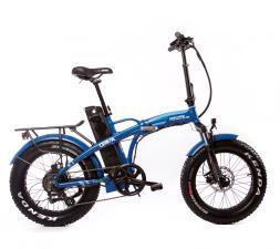 Bici Elettrica Pieghevole Giama Fanatic 20 750W Blu