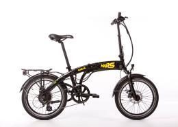 Bici Elettrica Pieghevole Giama Mars 20 250W Nera
