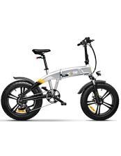 Bici Elettrica Pieghevole iCone Idesert X5 Silver