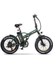Bici Elettrica Pieghevole iCone Marines 20 6v Verde