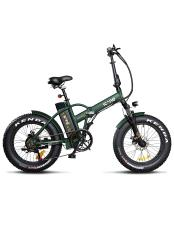 Bici Elettrica Pieghevole iCone Marines S 6V Verde