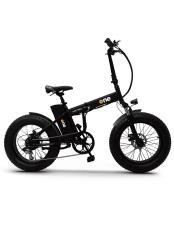 Bici Elettrica Pieghevole iCone One Nitro 6V Nera