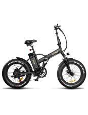 Bici Elettrica Pieghevole iCone Pure S 6V Nera