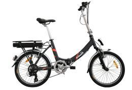 Bici Elettrica Pieghevole Italwin Flipper 20 14Ah Nero