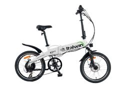 Bici Elettrica Pieghevole Italwin K2 S 20 9.6Ah 36V