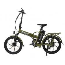 Bici Elettrica Pieghevole Reset New Pocket 20 350W Verde