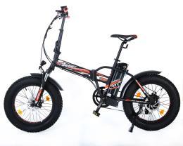 Bici Elettrica Pieghevole Reset Redwood 20 250W Nera