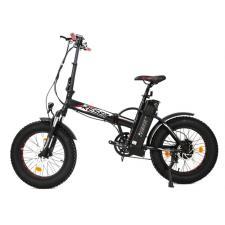 Bici Elettrica Pieghevole Reset Redwood Limited 500W Nera
