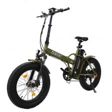 Bici Elettrica Pieghevole Reset Redwood Limited 500W Verde