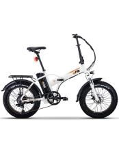 Bici Elettrica Pieghevole The One RS3 7V Shinning White