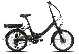 Bici Elettrica Pieghevole Torpado Lybra 20 6V Bafang 250W