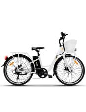 Bici Elettrica The One One Light 6V Bianco
