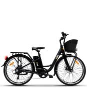 Bici Elettrica The One One Light 6V Nero