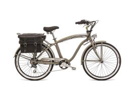 Bici Elettrica World Dimension Cruiser Retro 26 Acera 7V 250W