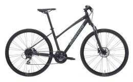 Bici Ibrida Bianchi C Sport Cross 2 Lady 24V Nero