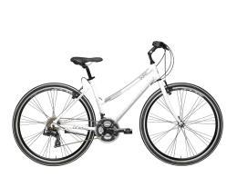 Bici Ibrida Cicli Adriatica BOXTER FY Donna 21V Bianco
