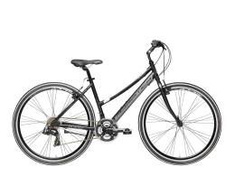 Bici Ibrida Cicli Adriatica BOXTER FY Donna 21V Nero
