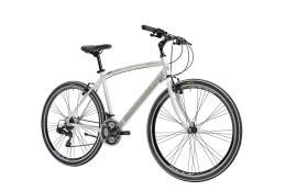 Bici Ibrida Cicli Adriatica BOXTER FY Uomo 21V Bianco