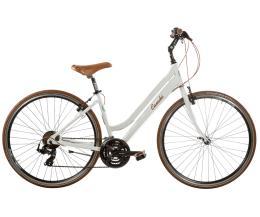Bici Ibrida Cicli Casadei 28 Donna 21V Forcella Rigida