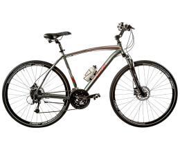Bici Ibrida Cicli Casadei 28 Zefiro Deore 27V Disco Idraulico